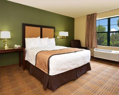 Extended Stay America Suites Washington DC Germantown Milest - Germantown