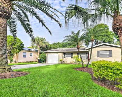 New! St. Pete Oasis w/ Pool - Snowbirds Welcome! - Riviera Bay