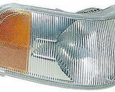 Vo2520106 New Parking And Side Marker Lamp Front, Left