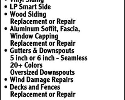 SURKIN CONTRACTING SIDING - V...