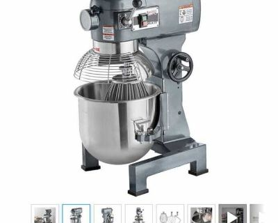 Comercial stand mixer