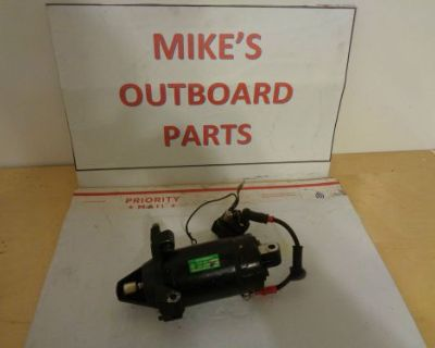 Yamaha 6e5-81800-11 Starter And Solenoid @@check This Out@@@