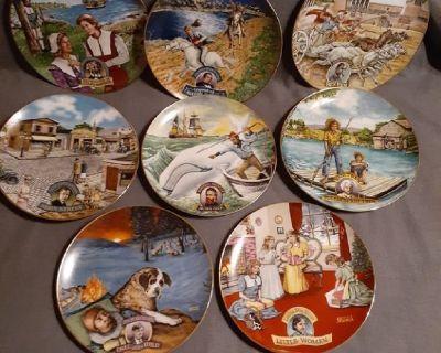 American Classics Plate Set of 8