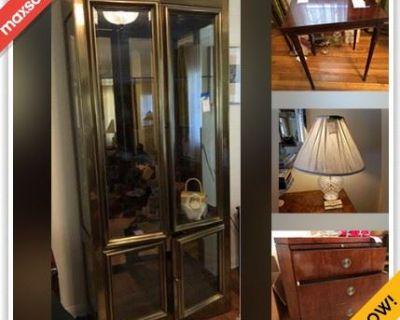 Los Angeles Estate Sale Online Auction - Presidio Drive