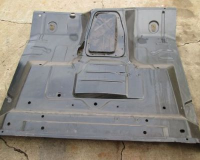1980-1997 Ford Truck Nos Complete Floor Pan Assembly F100-f350 Ranger 4x4 4x2