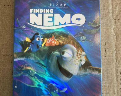 Finding Nemo DVD Disney Pixar