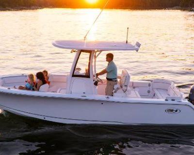 2021 Sea Hunt Ultra 239