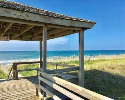 ?dunescape Oceanside Studio w/ Direct Access to Secluded Beach?kitchen?pool - Atlantic Beach