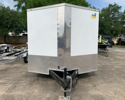 2021 COVERED WAGON 8.5x24 ENCLOSED Cargo Trailers Orlando, FL