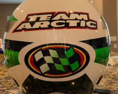 Arctic Cat DOT snowmobile helmet