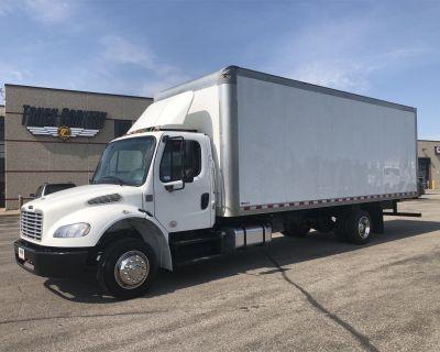 2016 FREIGHTLINER BUSINESS CLASS M2 106 Box Trucks, Cargo Vans Medium Duty