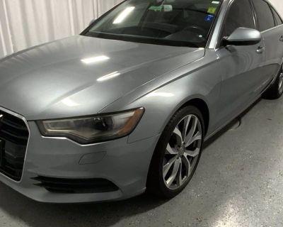 2013 Audi A6 Premium Plus