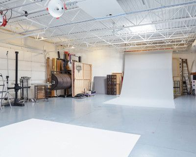 Photo/Video Studio & Workshop Space, Denver, CO