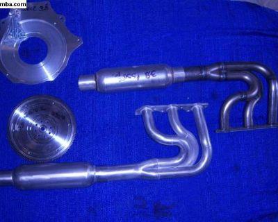 3.8 engine adapter kit/ 4.3/pinto/eco/cadillac etc