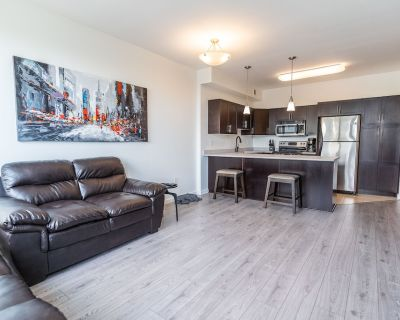 FOR RENT | 2 Bedroom PENTHOUSE | Fully Furnished |Pet Friendly - Winnipeg