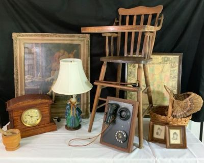 Traveler on the River Online Auction - Ends 6/2!