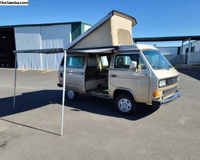 1986 Syncro 2 knob- Westy World Presale Inspected!