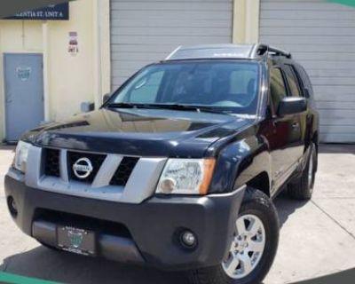 2007 Nissan Xterra Off Road