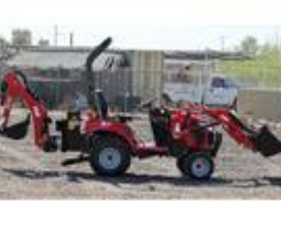 New 2021 TYM Tractors T24HST-TLB 24 (bhp) 4x4 Tractor Loader Backhoe