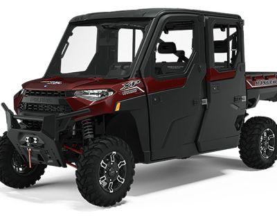 2021 Polaris Ranger Crew XP 1000 NorthStar Edition Premium Utility SxS Leland, MS