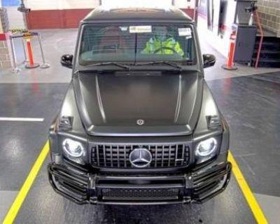 2020 Mercedes-Benz G-Class AMG G 63