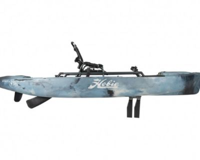 2021 Hobie Mirage Pro Angler 12 With 360
