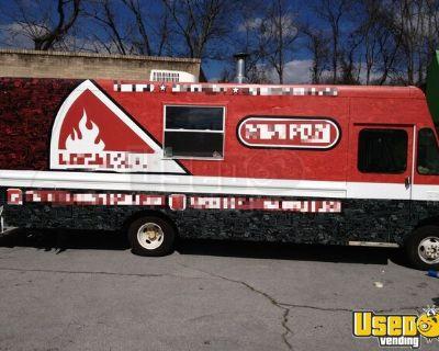 2003 Workhorse Brick Oven Pizza Truck