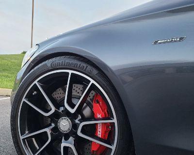 FS: 19'' AMG W205 wheels