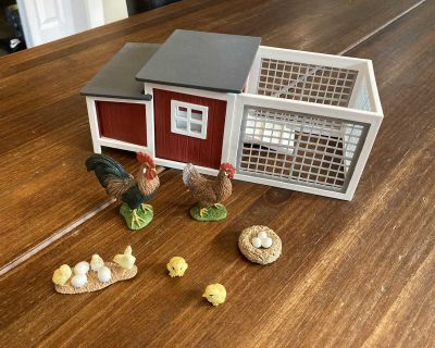 Schliech chicken coop