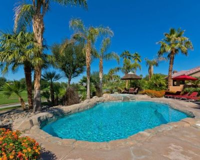 ENJOY AMAZING SUMMER NIGHTS IN LUXURY AT AFFORDABLE PRICE (#110498 - 3 bedroom) - La Quinta