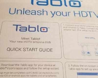 Tablo Recorder