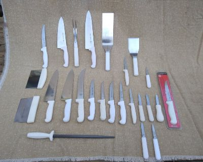 NSF Commercial Food Service Knives