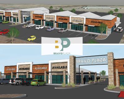 Shopping Center Space with Restaurant Drive Thru at Bravo Plaza