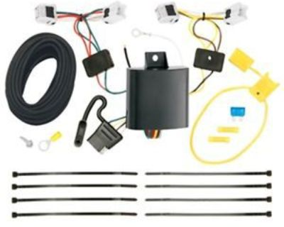 Draw-tite Trailer Hitch Wiring Tow Harness For Nissan Nv200 2013 2014