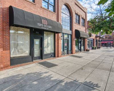 West End Pearl Street Retail Space For Lease