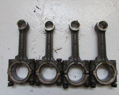 2000 Cbr600f4 Cbr600 Cbr 600 F4 Connecting Rods Engine Motor O