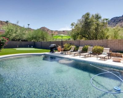 Heated Pool, City-Light Views, Close to Spring Training Baseball and Shopping - Sunset Hills