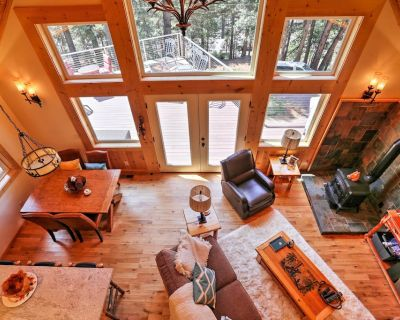 Rustic Retreat w/ Deck: Steps From Lake Almanor! - East Shore