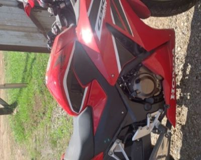 2018 Honda CBR300 ABS