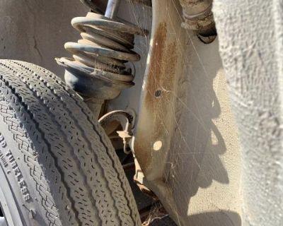 complete front suspension