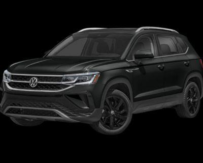 New 2022 Volkswagen Taos 1.5T SEL FWD 4D Sport Utility