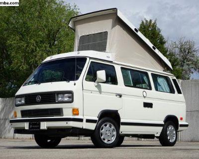 1991 Volkswagen Westfalia with 2.5L Subaru Engine