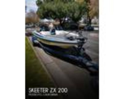 20 foot Skeeter ZX 200