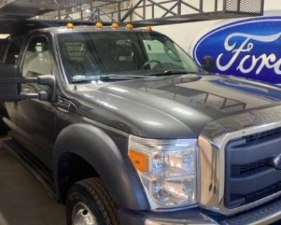 2015 Ford Super Duty F-450 Chassis Cab XL