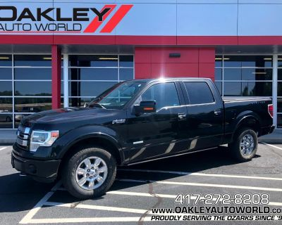 Used 2014 Ford F-150 SuperCrew Limited ECOBOOST