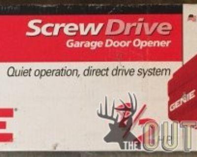 FS Garage Door Opener, NIB, 1/2hp