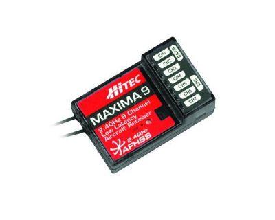 Brand New Hitec Maxima 9 2.4GHz AFHSS Receiver