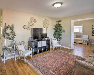 NEW! Cute Bohemian Home: 25 Mins to Downtown Indy! - Fishers