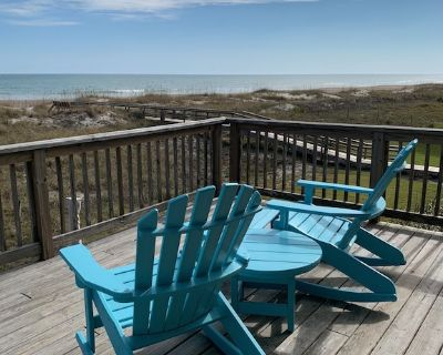 SEAGATE: Any Closer to the Ocean and You'd Get Wet! - Fernandina Beach