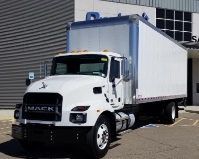 2021 MACK MD6 Box Trucks, Cargo Vans Medium Duty